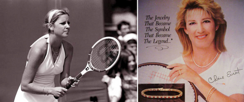 history of the tennis bracelet