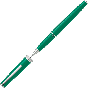 Montblanc PIX Emerald Green Rollerball Writing Instrument
