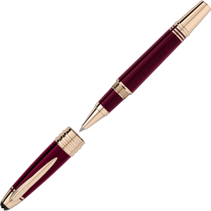 Montblanc John F. Kennedy Special Edition Burgundy Rollerball Writing Instrument