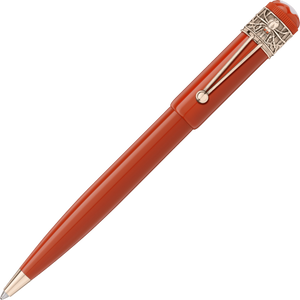 Montblanc Heritage Collection Rouge et Noir Spider Metamorphosis Special Edition Coral Ballpoint Pen