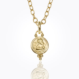 Temple St. Clair - Angel Pendant 10mm
