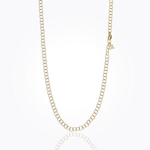 Temple St. Clair 18k Small Round Chain - 18""