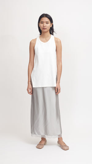 MM6 by Maison Margiela Tied Waist Tank Top