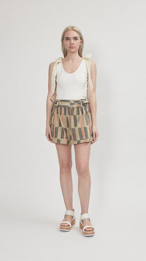 Ulla Johnson Kareena Short in Sand