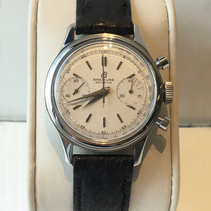 Prestige Chronograph Stainless Steel Watch - Pre-Owned