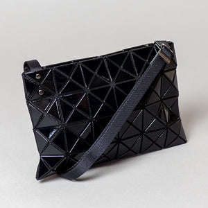 Issey Miyake Bao Bao Small Cross Body Bag - Black