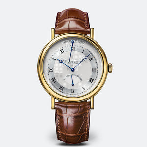 Breguet Classique Retrograde 5207BA/12/9V6 in 18k Yellow Gold
