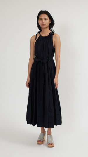 Ulla Johnson Joni Dress in Black