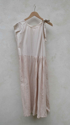 Elsa Esturgie Clematite Dress in Blush