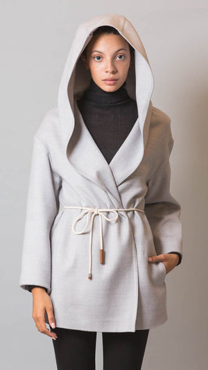 Fabiana Filippi Parka With Hood