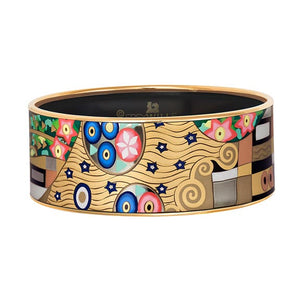 FreyWille - Hommage a Gustav Klimt - Bordered Bangle Donna