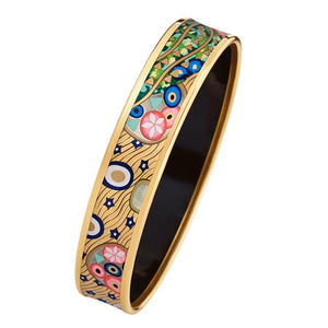 FreyWille - Hommage a Gustav Klimt - Bordered Bangle Miss