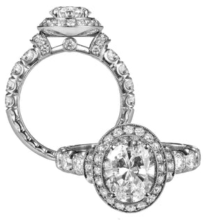 Platinum Engagement Ring - 29