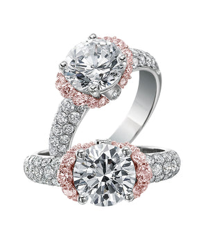 Platinum Engagement Ring - 27