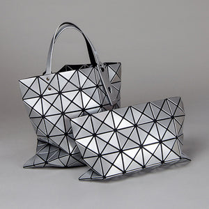 Bao Bao Lucent Basics Bag - Silver, White or Black