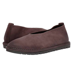 Marsell Gomme Ballerina Flats - Dark Brown