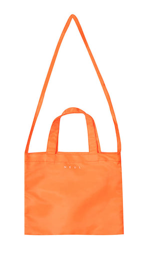 Neul Crossbody Bag in Neon Orange