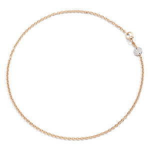 Pomellato - Sabbia White Diamond Necklace