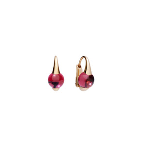 Pomellato M'ama Non M'ama Rhodolite Earrings