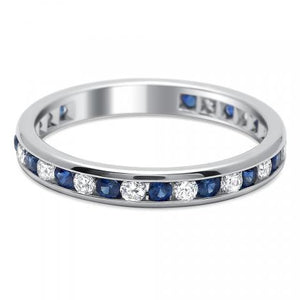 Eternity Wedding Band - 1