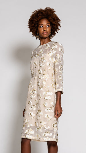 Rachel Comey Haight Dress in Off White
