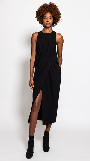 Rachel Comey Klein Dress in Black