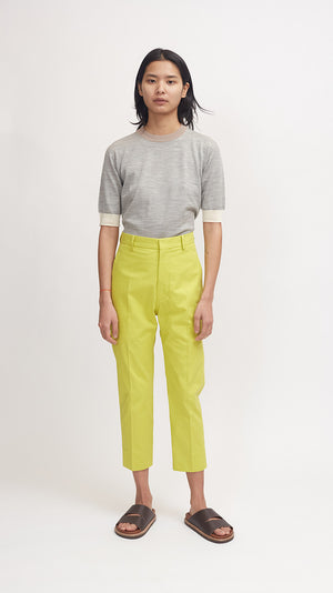 Sofie D'Hoore Piccolo Pant in Anise