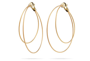 Paul Morelli Double Unity Hoop Earrings