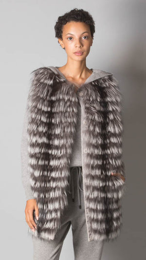 Fabiana Filippi Fox Fur Vest