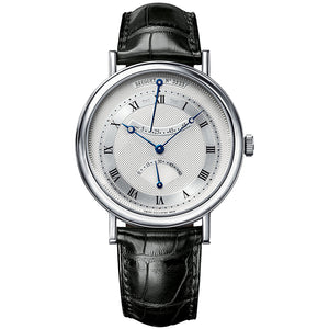 Breguet Classique Retrograde 5207BB129V6 in 18k White Gold