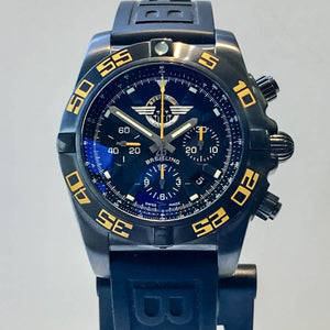 Chronomat 44 Jet Team USA Limited Edition Watch - MB01109P/BD48