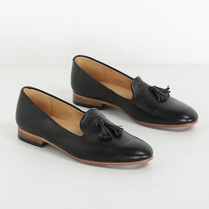 Restrepo Gaston Leather Loafers With Tassel