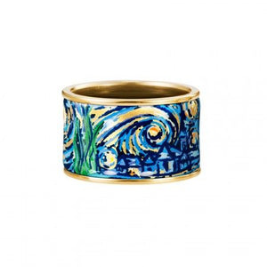 Hommage A Vincent Van Gogh - Diva Ring - Eternite