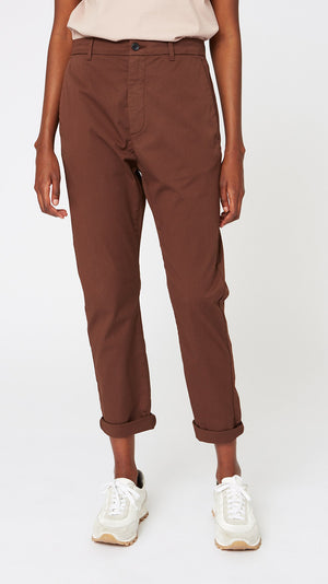 Hope News Edit Trouser in Brown