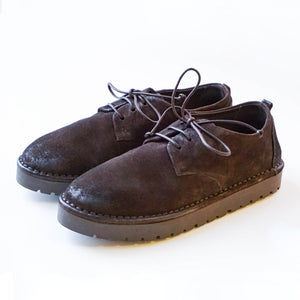 Marsell Gomme Derby Shoes - Dark Brown