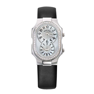 Philip Stein with Diamond Case and Mother of Pearl Dial 2D-NFMOP