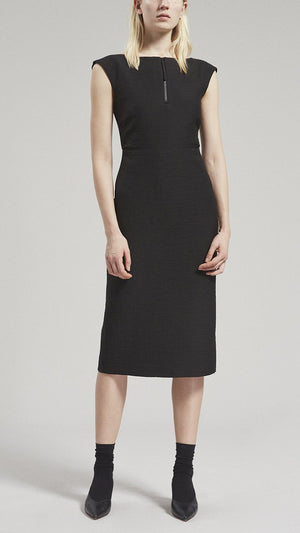 Rachel Comey Leonard Dress - Black Foam