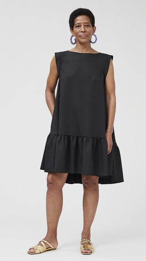 Rachel Comey Zaza Dress in Black