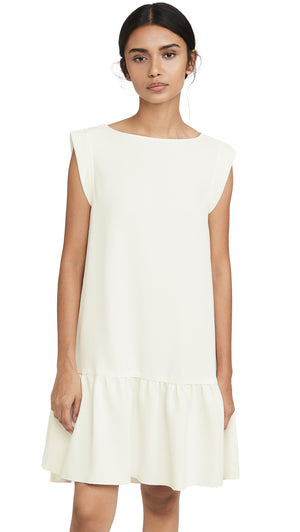 Rachel Comey Zaza Dress in White