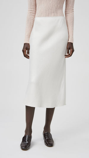 Rachel Comey Glassel Skirt - Ecru Fluid Chevron