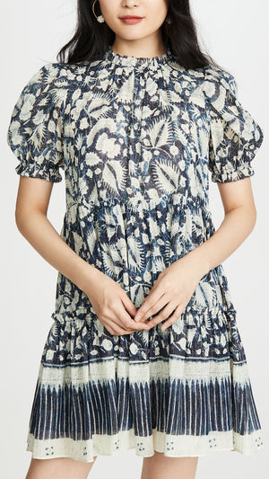 Ulla Johnson Dhalia Dress - Indigo