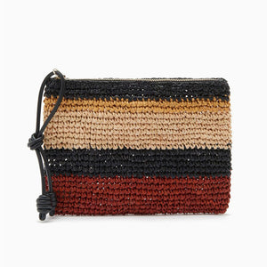 Ulla Johnson Shima Pouch - Poppy