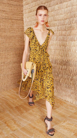 Ulla Johnson Dania Dress - Amber