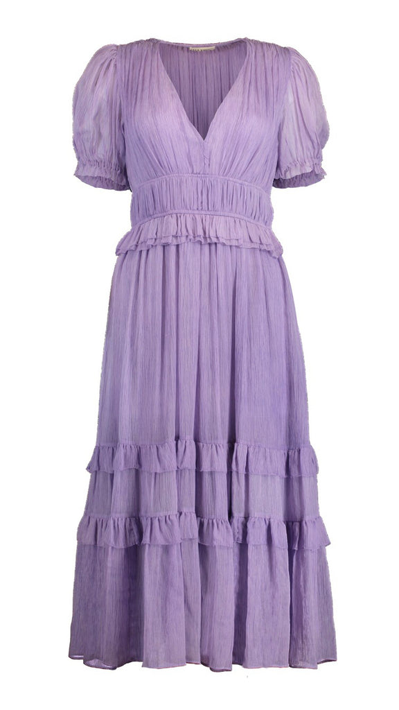 Ulla Johnson Elodie Dress - Lavender