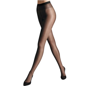 Satin Touch 20 Tights - Black