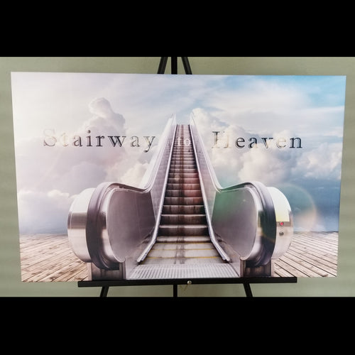 Pre-made Stairway to Heaven (32