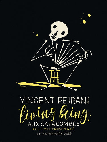 Vincent Peirani // by Thomas Baas // Format 60x80