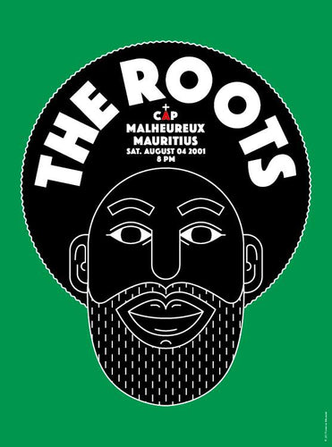 The Roots // by Floe // Format 60x80