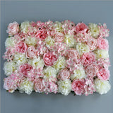 40*60 Beautiful Flower wall centerpiece Artificial Hydrangea Peony Rose-Solid Charm