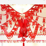 Gorgeous Wedding Ceremony Decoration Chinese Style